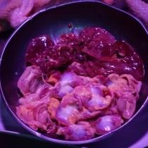 鸡肝(每份约200克)